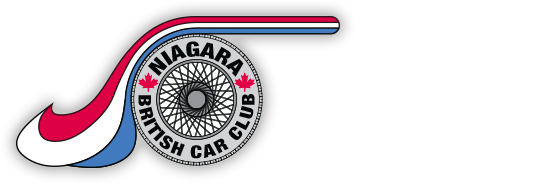 Niagara British Car Club Logo