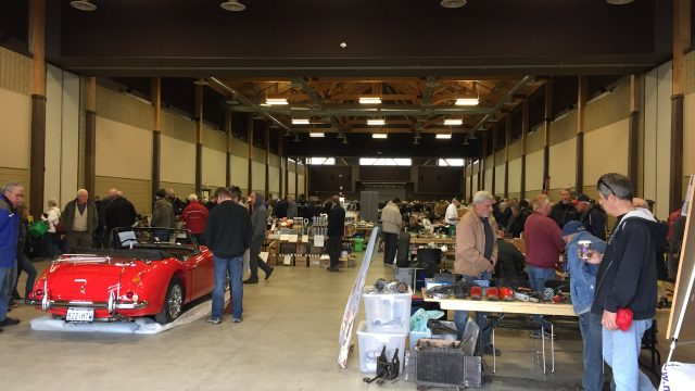 Ancaster British Flea Market, April 21, 2019 Image